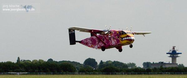 AIRPORT BREMEN: 100 Jahre Luftfahrt (2009-05-10)