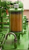 Hydraulikaggregat mit 1000 Liter Ölinhalt