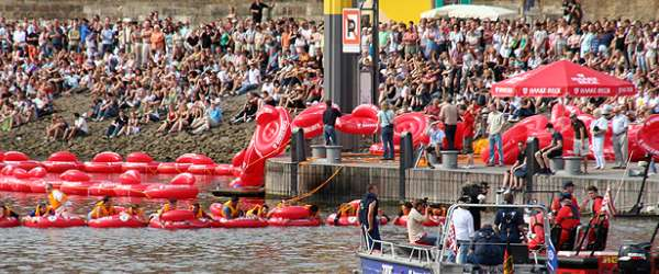 Haake-Beck Badeinsel-Regatta 21-07-2007