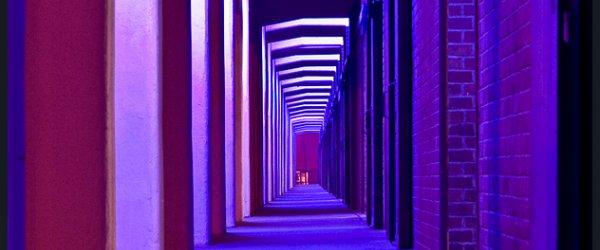 Nachtaufnahmen in Bremen - Uni - Universum - Am Speicher 1
