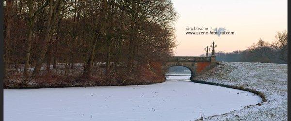 Bürgerpark Bremen in der Winterzeit (10/01/2008)