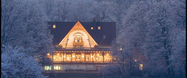 Bürgerpark Bremen und Schlachte - 22/12/2007
