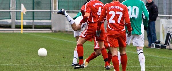 FC Oberneuland Bremen - TuS Heeslingen   22.03.2008 15 Uhr - Rückrunde