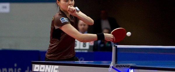 German Open 2009 Tischtennis in Bremen