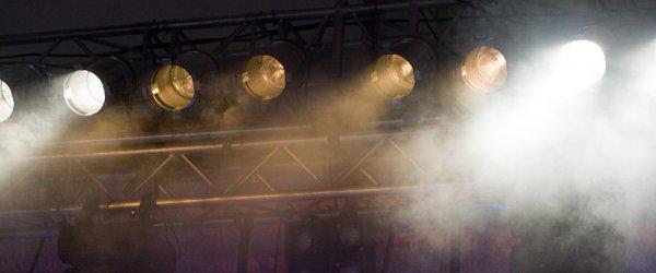 Bühnen - Licht - BadeinselRegatta 2009 in Bremen