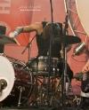 Musikband Paulsrekorder auf der Haake-Beck BadeinselRegatta 2008 am Café Sand in Bremen.