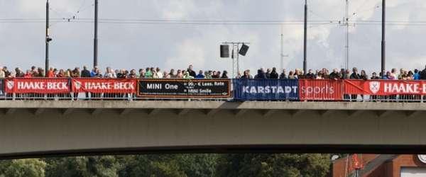 Fotos: Haake-Beck BadeinselRegatta 2009 - Das Rennen (25/07/2009)