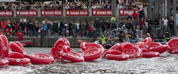 12. Haake-Beck BadeinselRegatta 2011 – Baden ist was für zu Hause