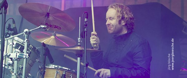 Andreas Bourani (Open-Air-Konzert) bei der 12. Haake-Beck BadeinselRegatta 2011 in Bremen