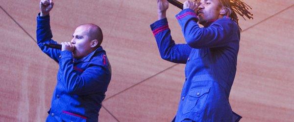 Culcha Candela (Open-Air-Konzert) bei der 12. Haake-Beck BadeinselRegatta 2011 in Bremen