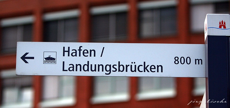Nordlichter Hamburg Landungsbrücken