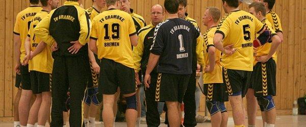 Handball- ATSV Habenhausen II vs. TV Grambke (06-01-2008)