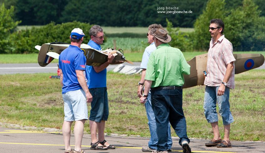 Jet Flugtage 2012 in Ganderkesee (31.06.2012)