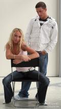 Tanja und Sebastian