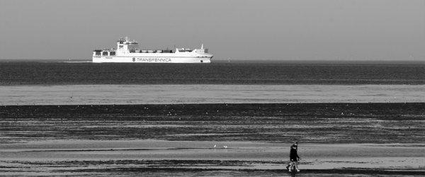Wattenmeer in Cuxhaven
