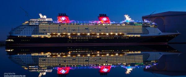 Disney Cruise Line Kreuzfahrtschiff