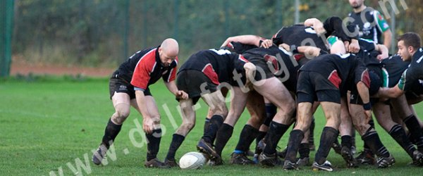 Rugby TG Bremen vs. SC Varel (10-11-2007)