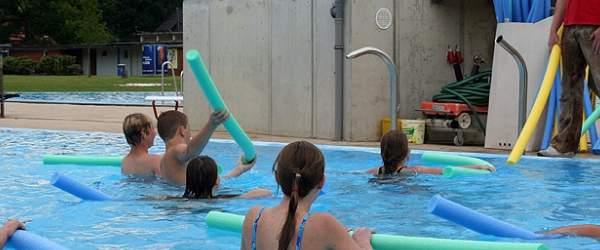 Sommerfest des Freundeskreises Schloßparkbad
