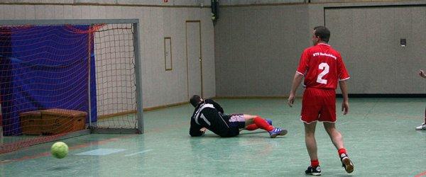 Stedinger Wanderpokal (Fußball) in Bookholzberg (2009-01-31)