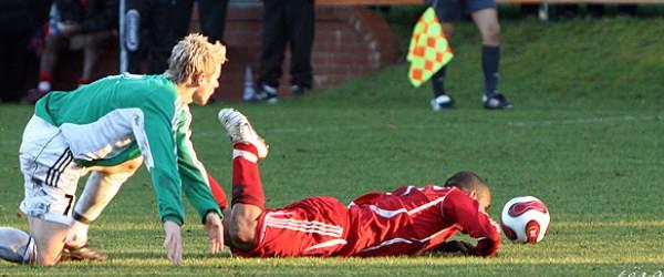 Sonntag10.02.2008 - 15:00 Uhr | TuS Hesslingen-vs.-FCO Bremen | Fotograf: Jörg Bösche