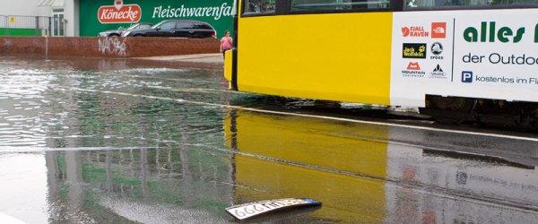 Unwetter Bremen