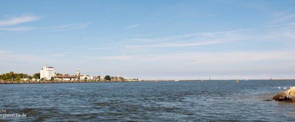 Yachthafenresidenz Hohe Düne bei Rostock/Warnemuende