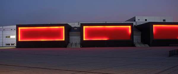 Waterfront - Spacepark bei Nacht - 07/10/2007