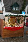 Weihnachtsmarkt in Fischerhude 2006