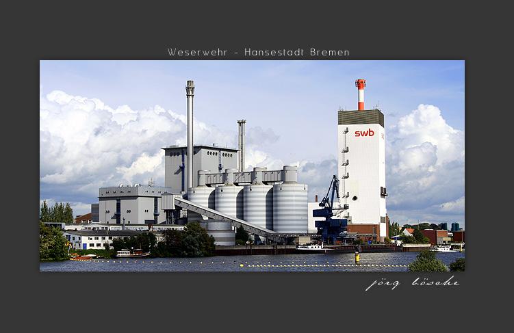 SBW Kraftwerk Hastedt
