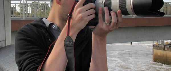 Fotosession am Weserwehr mit der Canon EOS Mark III - 15/09/2007