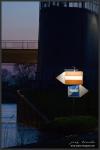 Wümme Südarm danach Langwedel Daverden (22-04-2008)
