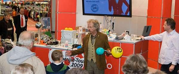 Jean Pütz bei der swb Energie Tour 2009 in Bremen