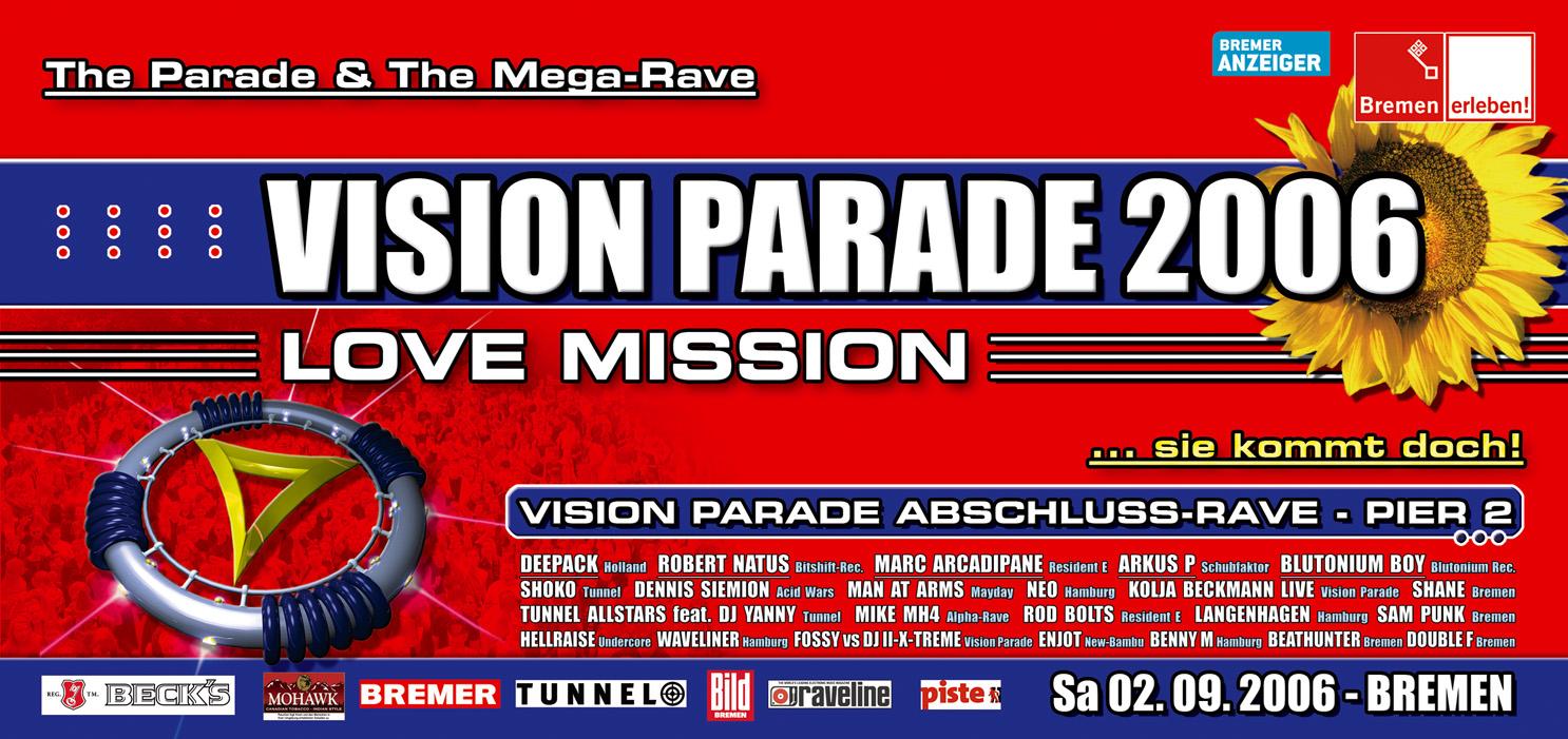 Vision Parade 2006