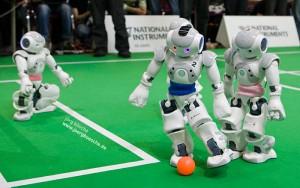 B-Human Team qualifiziert sich für WM in Singapur